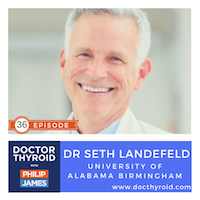 64: 1 in 3 People Die With Thyroid Cancer — Not From with Dr. Seth Landefeld from UAB
