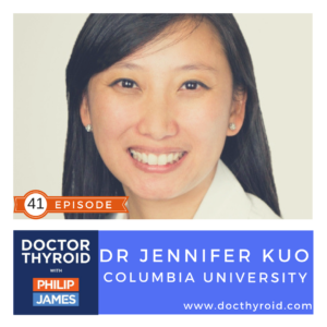 41: Molecular Profiling and Unnecessary Thyroid Surgeries with Jennifer Kuo from Columbia University