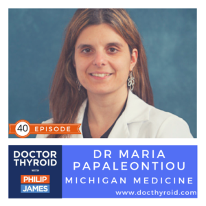 40: New Research Reveals Thyroid Surgery Errors 5x More Frequent Than Reported with Dr. Maria Papaleontiou from Michigan Medicine