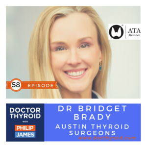 58: No Biopsy is 100% Accurate⎥Molecular Testing Gets Close, with Dr. Bridget Brady from Austin Thyroid Surgeons