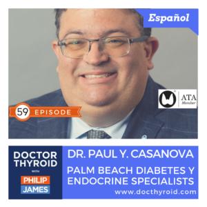 59: No Biopsia es 100% Exacta⎥Exámenes Moleculares son los Mejores, con Dr. Paul Y. Casanova
