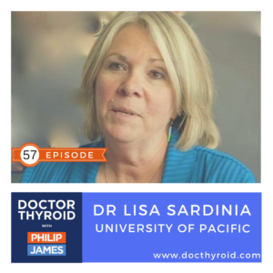 57: The Gut⎥Antibiotics Danger, Fixing Inflammation, and Thyroid Health, with Dr. Lisa Sardinia