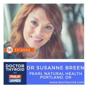 56: Levothyroxine and Hair Loss⎥Thyroid Health, with Dr. Susanne Breen