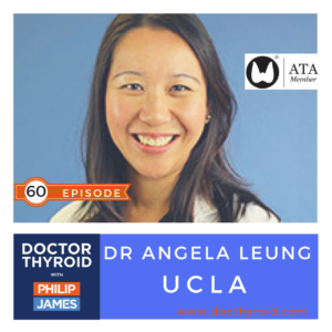 60: Pregnancy and Thyroid⎥Hypothyroidism and Hyperthyroidism, with Dr. Angela Leung from UCLA