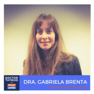 72: [Spanish] La Conexión Entre el Corazón y el Hipotiroidismo.  Entrevista con la Dra. Gabriela Brenta de Buenos Aires