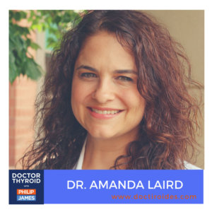 74: Thyroid Cancer Is Not Going to Kill You (Papillary), with Dr. Amanda Laird from Rutgers Cancer Institute of NJ