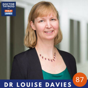 87: Is There a Stigma to Choosing Active Surveillance? → Dr. Louise Davies from The Dartmouth Institute